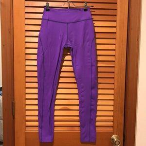 Beyond Yoga Purple Essential Legging